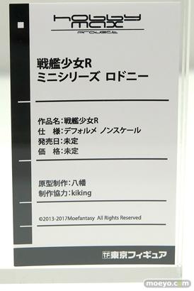 ワンダーフェスティバル2017[夏]の東京フィギュア ホビーマックスブースの新作フィギュア画像13
