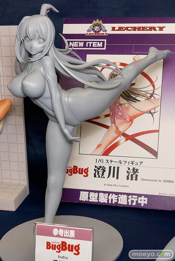 レチェリーのBugBug 澄川渚の新作フィギュア原型画像01