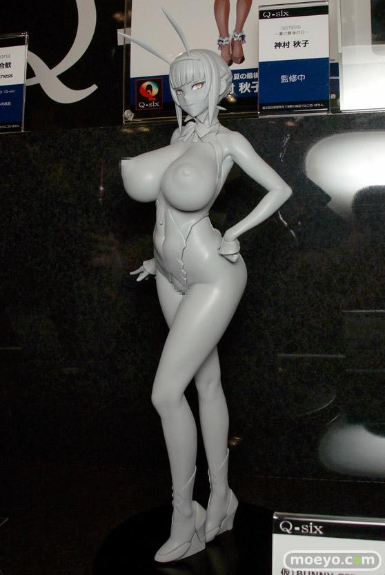 Q-sixの仮)BUNNY GIRL!!!!の新作フィギュア原型画像03