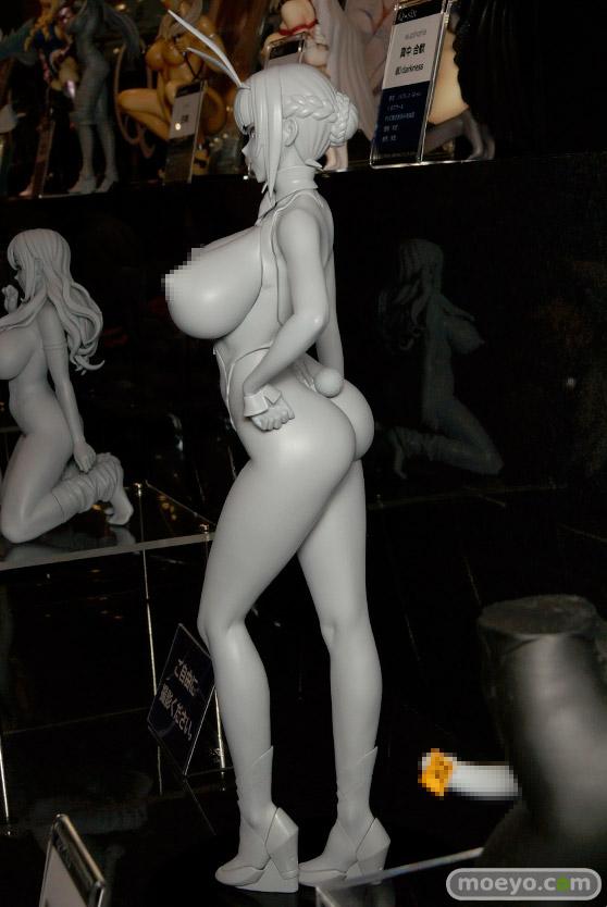 Q-sixの仮)BUNNY GIRL!!!!の新作フィギュア原型画像04