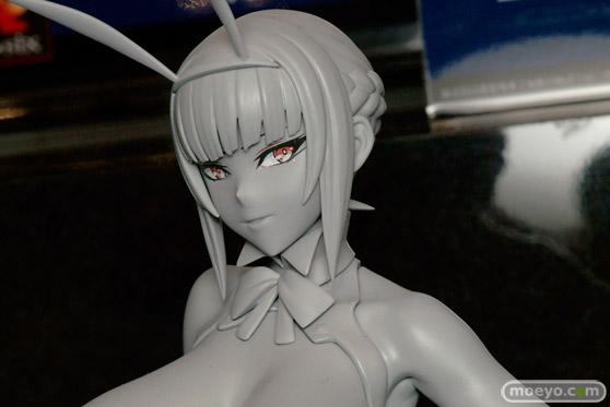 Q-sixの仮)BUNNY GIRL!!!!の新作フィギュア原型画像06