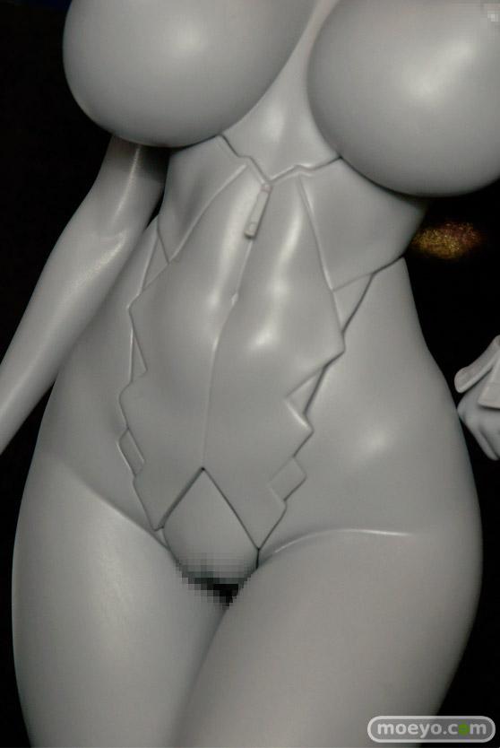Q-sixの仮)BUNNY GIRL!!!!の新作フィギュア原型画像08