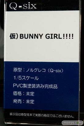 Q-sixの仮)BUNNY GIRL!!!!の新作フィギュア原型画像13