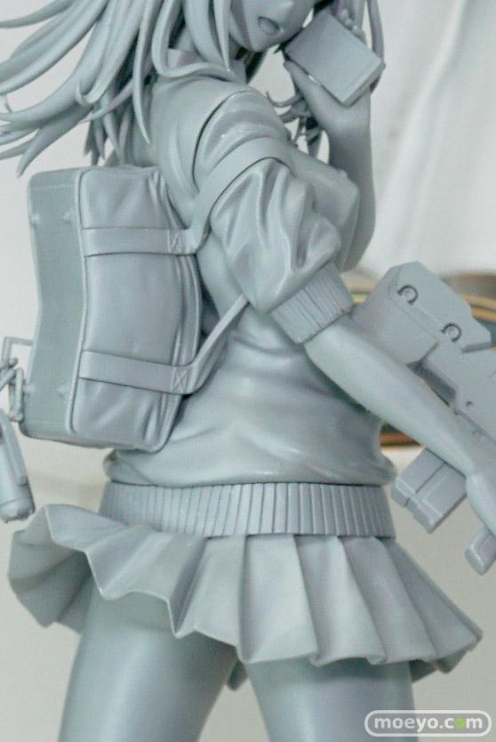 マジックモールドのARMS NOTE バイオニック・ジョシコウセイの新作フィギュア原型画像07
