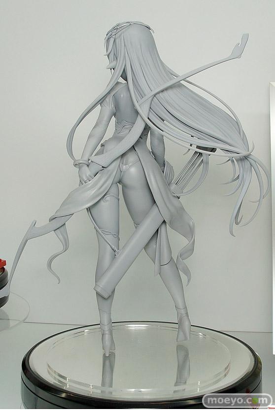 ヴェルテクスのエルフの少女(仮)の新作フィギュア原型画像05