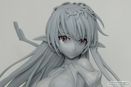 ヴェルテクスのエルフの少女(仮)の新作フィギュア原型画像08
