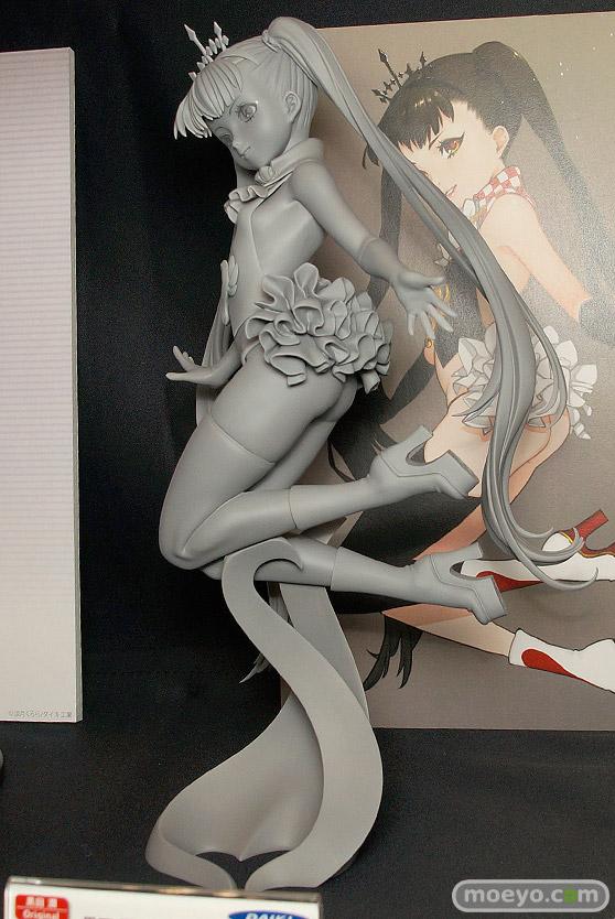 ダイキ工業の黒田潤(ナン職人)イラスト チェリオの新作フィギュア原型画像03