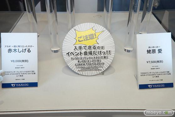 C3AFA TOKYO 2017会場にあった新作フィギュアレポ ボークス メガハウス KADOKAWA 画像58