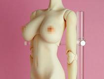 リアルアートプロジェクトの摩璃奈(MARINA)ボディ(ヘッド無し)の新作ドール画像