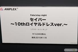 C3AFA TOKYO 2017でのアニプレックスプラス5周年記念フィギュア展示の様子29