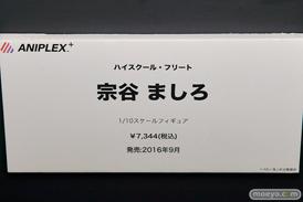 C3AFA TOKYO 2017でのアニプレックスプラス5周年記念フィギュア展示の様子48