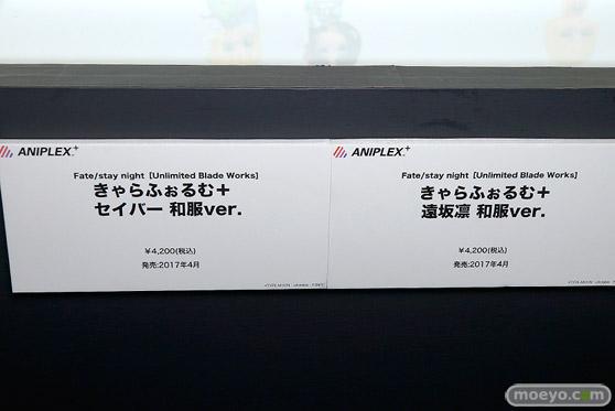 C3AFA TOKYO 2017でのアニプレックスプラス5周年記念フィギュア展示の様子18