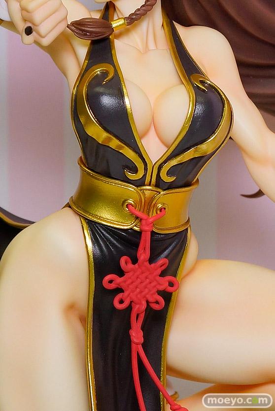 コトブキヤのSTREET FIGHTER美少女 春麗 -BATTLE COSTUME-の新作フィギュア彩色サンプル画像07