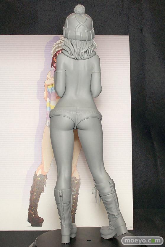 ダイキ工業の涼月くららイラスト くららちゃん(仮)の新作フィギュア彩色サンプル画像03