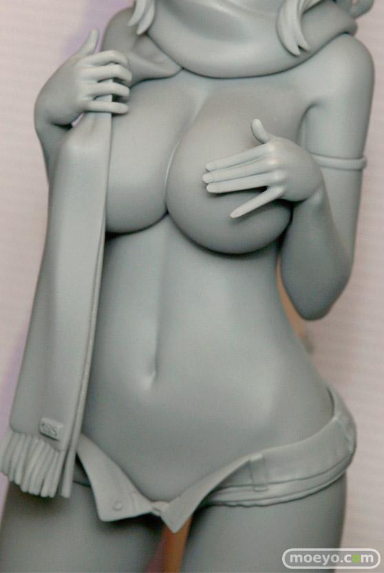 ダイキ工業の涼月くららイラスト くららちゃん(仮)の新作フィギュア彩色サンプル画像08