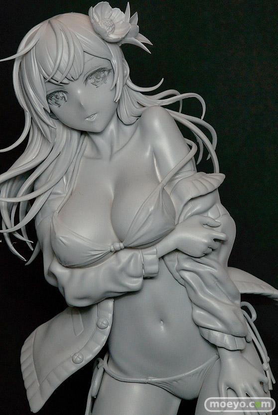 ダイキ工業のj黒船来襲少女! カバーイラスト 黒音(仮)の新作フィギュア原型画像05