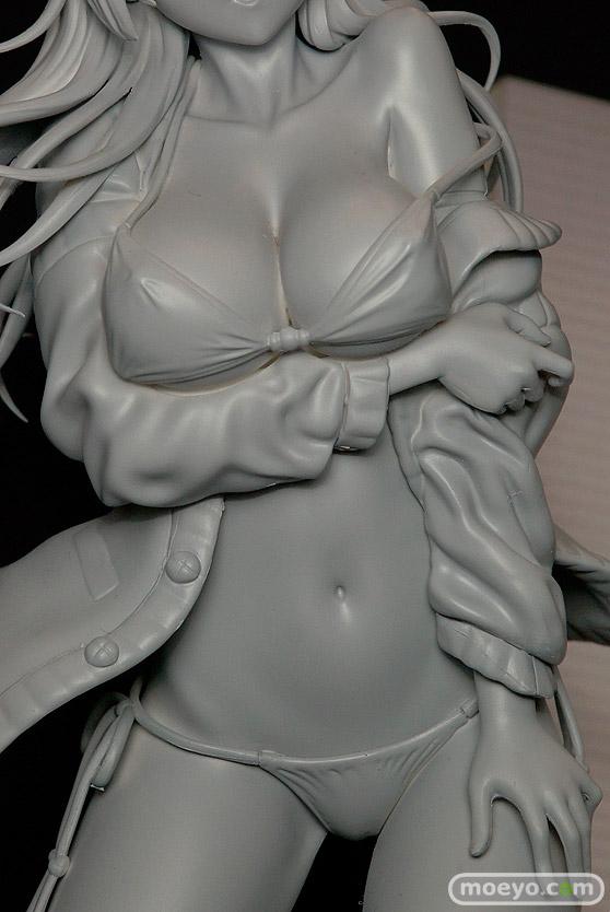 ダイキ工業のj黒船来襲少女! カバーイラスト 黒音(仮)の新作フィギュア原型画像07