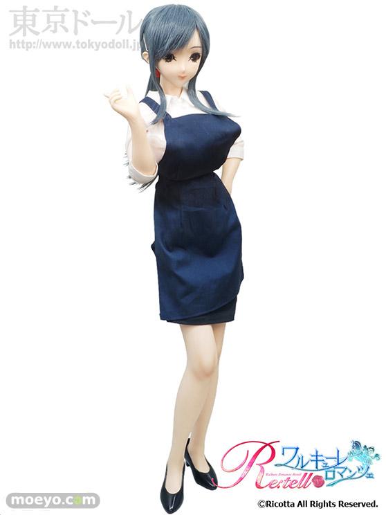 東京ドールワルキューレロマンツェ Re:tell「シームレスドール柊木綾子」の新作ドールサンプル画像02