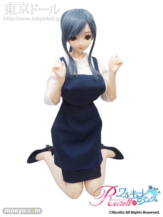 東京ドールワルキューレロマンツェ Re:tell「シームレスドール柊木綾子」の新作ドールサンプル画像04
