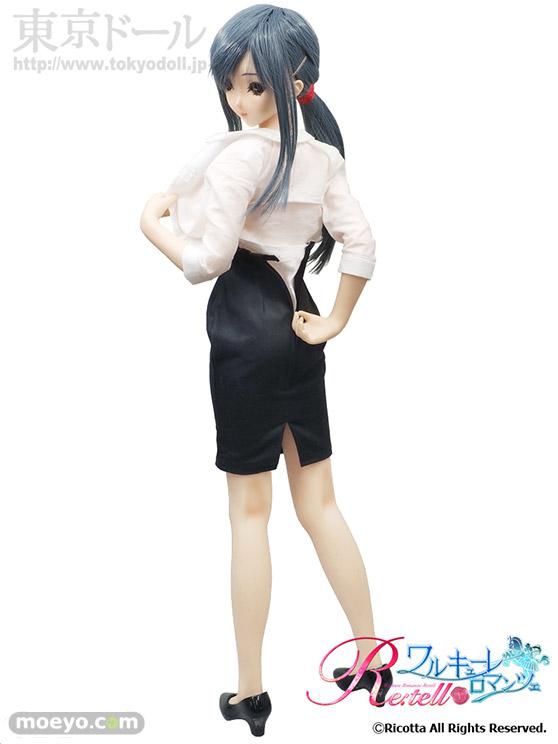 東京ドールワルキューレロマンツェ Re:tell「シームレスドール柊木綾子」の新作ドールサンプル画像07