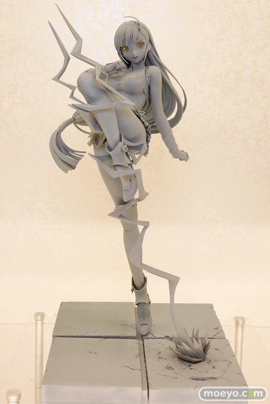 アクアマリンのブレードアークス from シャイニングEX 白き雲龍 パイロンの新作フィギュア原型画像01