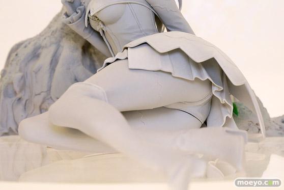 アクアマリンのブレードアークス from シャイニングEX アルティナの新作フィギュア原型画像07