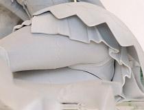 アクアマリン新作フィギュア「ブレードアークス from シャイニングEX アルティナ」監修中原型が展示!【WF2017夏】