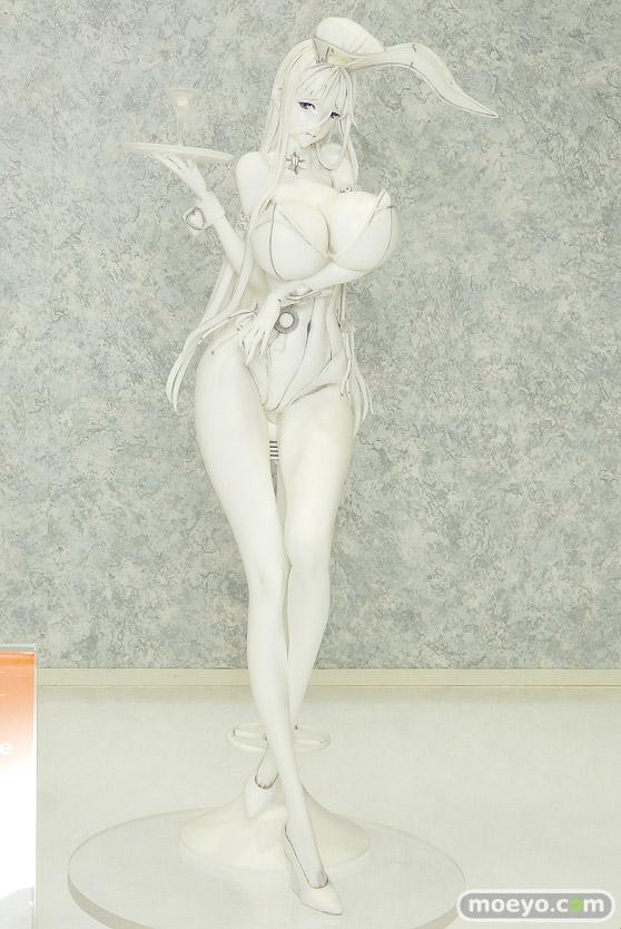 キューズQの魔法少女 ミサ姉 バニーガールStyleの新作フィギュア原型画像02