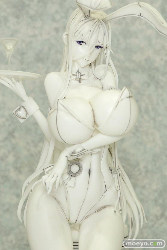 キューズQの魔法少女 ミサ姉 バニーガールStyleの新作フィギュア原型画像04