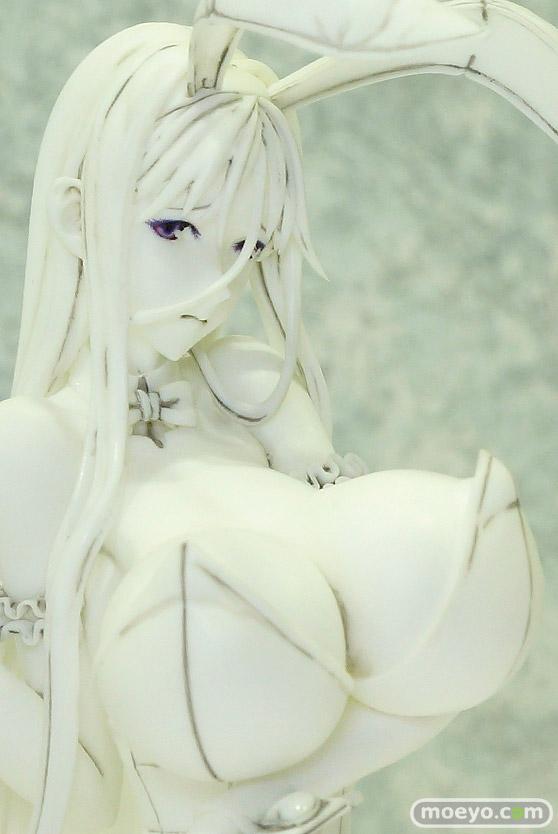 キューズQの魔法少女 ミサ姉 バニーガールStyleの新作フィギュア原型画像05