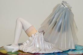 スカイチューブのフォルト!! 佐伯藍 wedding ver.の新作フィギュア彩色サンプル画像07