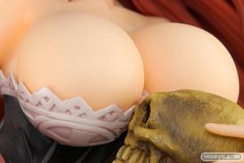 オーキッドシードのドラゴンズクラウン ソーサレスの新作フィギュア彩色サンプル撮り下ろし画像16
