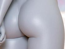 Tonyさん描く全裸妖精を立体化!ネイティブ新作フィギュア「エレイン」監修中原型が展示!【WF2017夏】