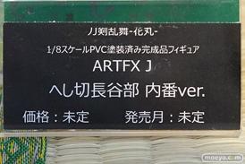 秋葉原の新作フィギュア展示の様子16