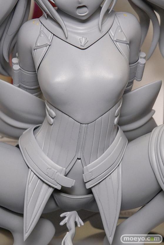 回天堂の超昂閃忍ハルカ 四方堂ナリカ 強制執行ver.の新作フィギュア原型画像06