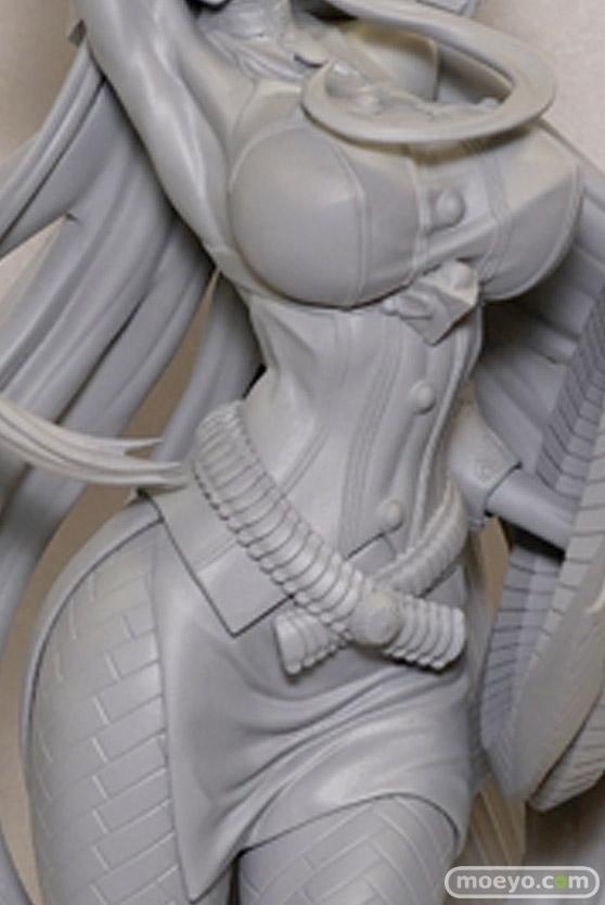 ヴェルテクスの戦場のヴァルキュリア セルブレア・ブレス -Battle Mode-の新作フィギュア原型画像09