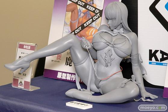 レチェリーの麗 誉アートワークス 鹿子木久遠の新作フィギュア原型画像04