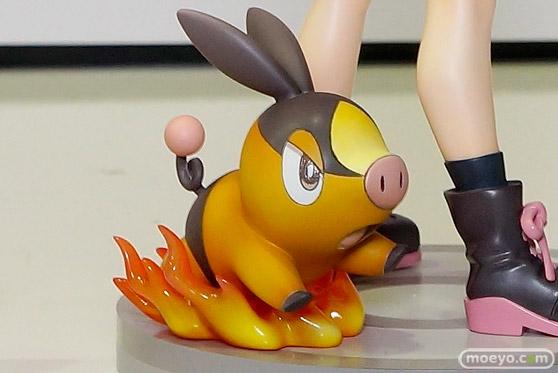 コトブキヤのARTFX J 『ポケットモンスター』シリーズ トウコ with ポカブの新作フィギュア彩色サンプル画像09