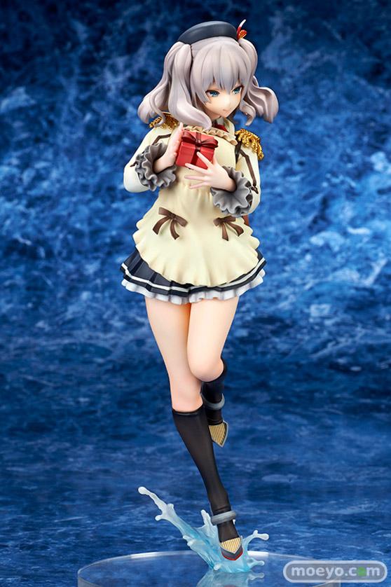 キューズQの艦隊これくしょん -艦これ- 鹿島 バレンタインmodeの新作フィギュア彩色サンプル画像04