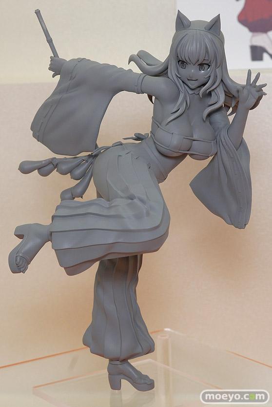 ロケットボーイの水龍敬ランドの巫女の新作フィギュア原型画像04