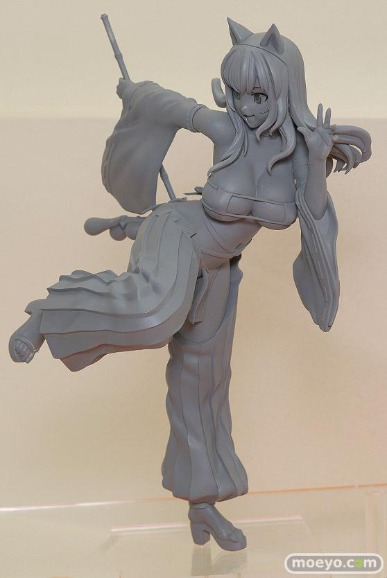 ロケットボーイの水龍敬ランドの巫女の新作フィギュア原型画像05
