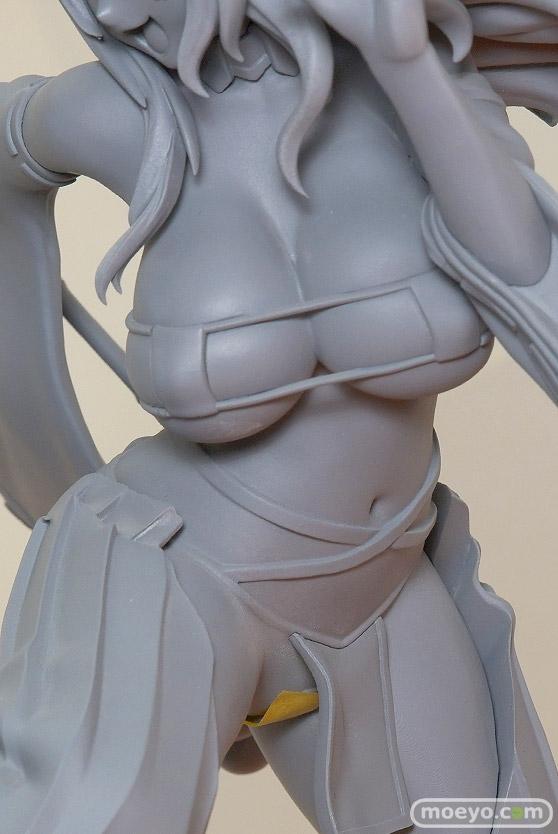 ロケットボーイの水龍敬ランドの巫女の新作フィギュア原型画像08
