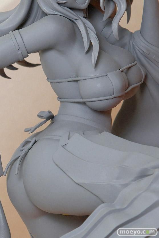 ロケットボーイの水龍敬ランドの巫女の新作フィギュア原型画像09