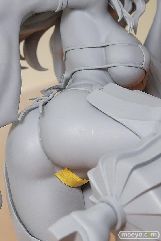 ロケットボーイの水龍敬ランドの巫女の新作フィギュア原型画像10