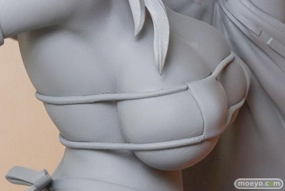 ロケットボーイの水龍敬ランドの巫女の新作フィギュア原型画像12