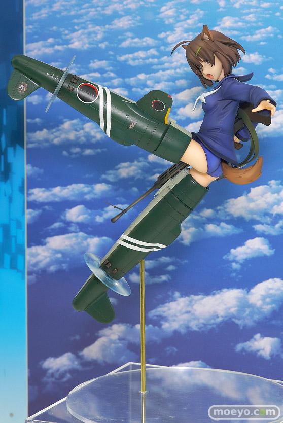 アルターのブレイブウィッチーズ 雁淵ひかりの新作フィギュア彩色サンプル画像03