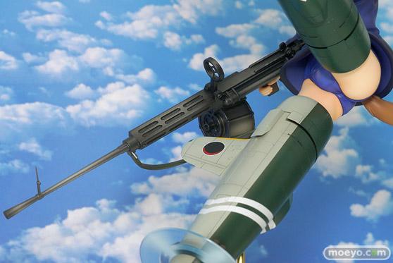 アルターのブレイブウィッチーズ 雁淵ひかりの新作フィギュア彩色サンプル画像09