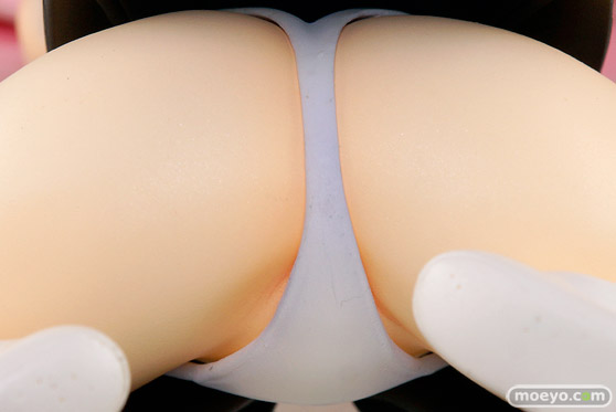 回天堂の超昂閃忍ハルカ 四方堂ナリカ 強制執行ver.の新作フィギュア彩色サンプル画像28