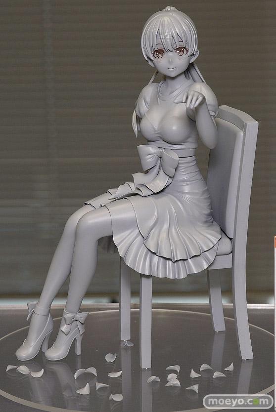 グッドスマイルカンパニー/KADOKAWAの冴えない彼女の育てかた♭ 加藤恵 ドレスVer.の新作フィギュア原型画像01