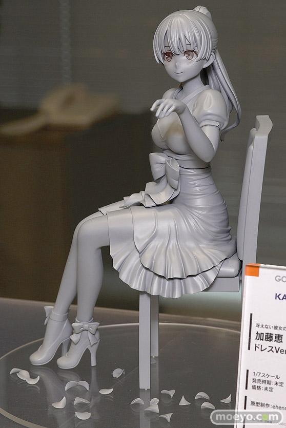 グッドスマイルカンパニー/KADOKAWAの冴えない彼女の育てかた♭ 加藤恵 ドレスVer.の新作フィギュア原型画像04